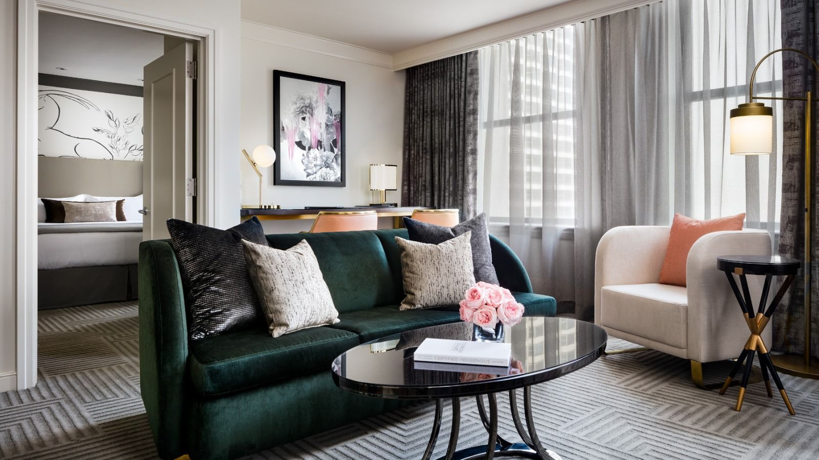 Premium Junior Suite Luxury collection hotels, Hotel