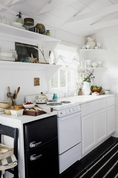The Bittier the Better - 25 Tiny Kitchens That Prove Small-Space Living is Actually Awesome- Lonny