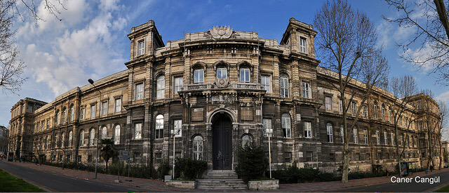 Itu Suny Uolp On Twitter Istanbul Architecture Landmarks