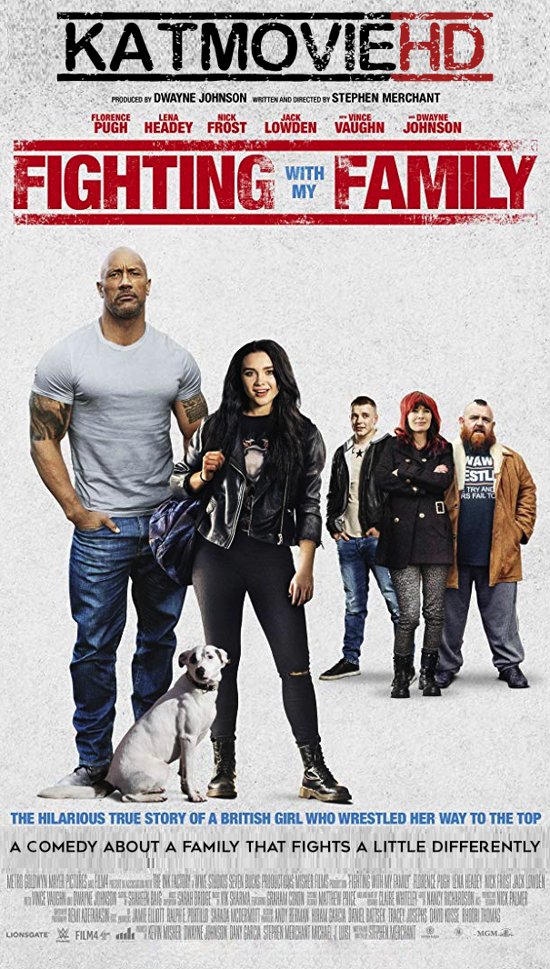 Fighting with My Family (2019) HD 480p 720p 1080p HEVC 10bit Bluray