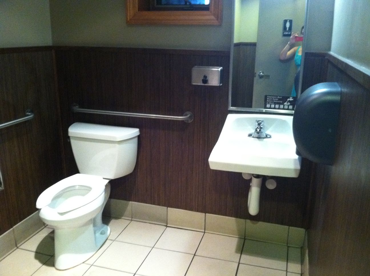 Starbucks Restroom Google Search Commercial Restroom