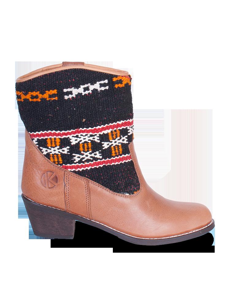 Original Kiboots: Inez €199.95 #Kiboots #Boots #Womenboots #Footwear #Amsterdam #Handmade #Kilim #Rug #Symbol #Oneofakind #Fashion #Hippie #Hipster #Bohemian #Boho #Ethnic #Festival
