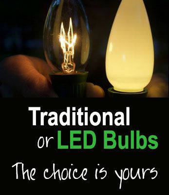 What Is The Difference Between Led And Incandescent Lights Really