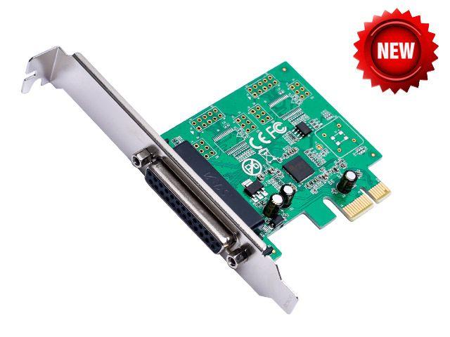 Pcie Printer Db25 Parallel Port Lpt To Pci E Pci Express Card