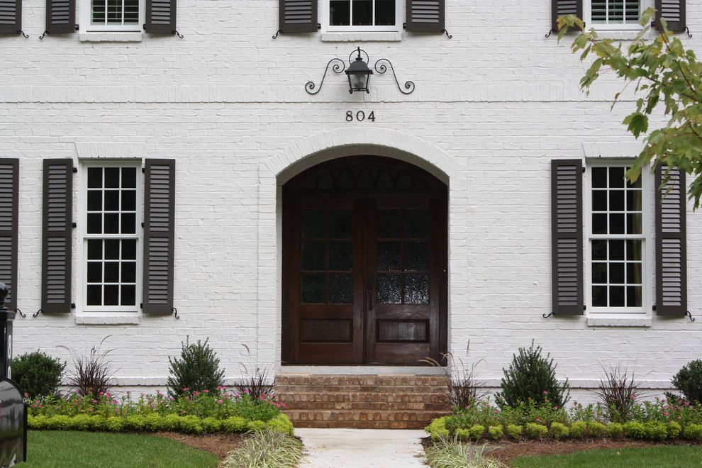 sherwin williams eider white sw house exterior in