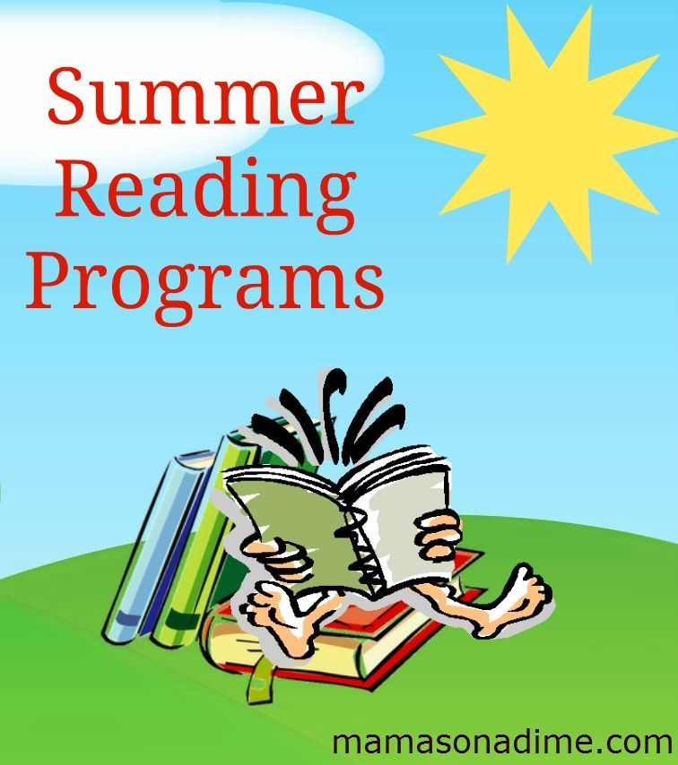 Summer reading programs Great ways to keep your kids reading all ...