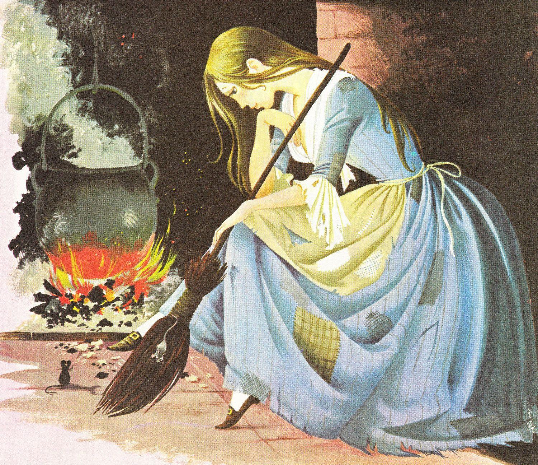 Image result for cinderella illustration