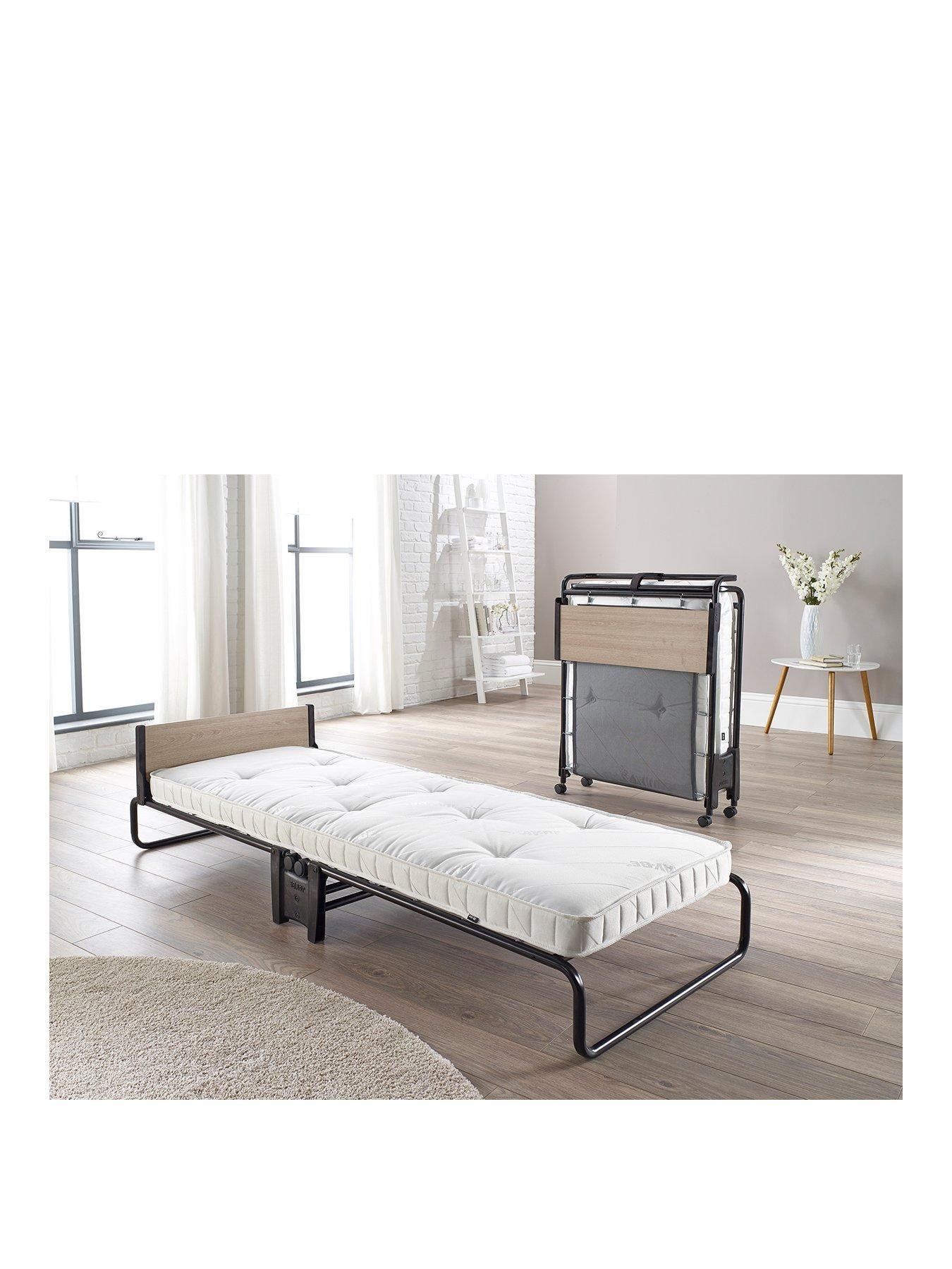 Jaybe Revolution Folding Single Bed With Pocket Sprung Mattress