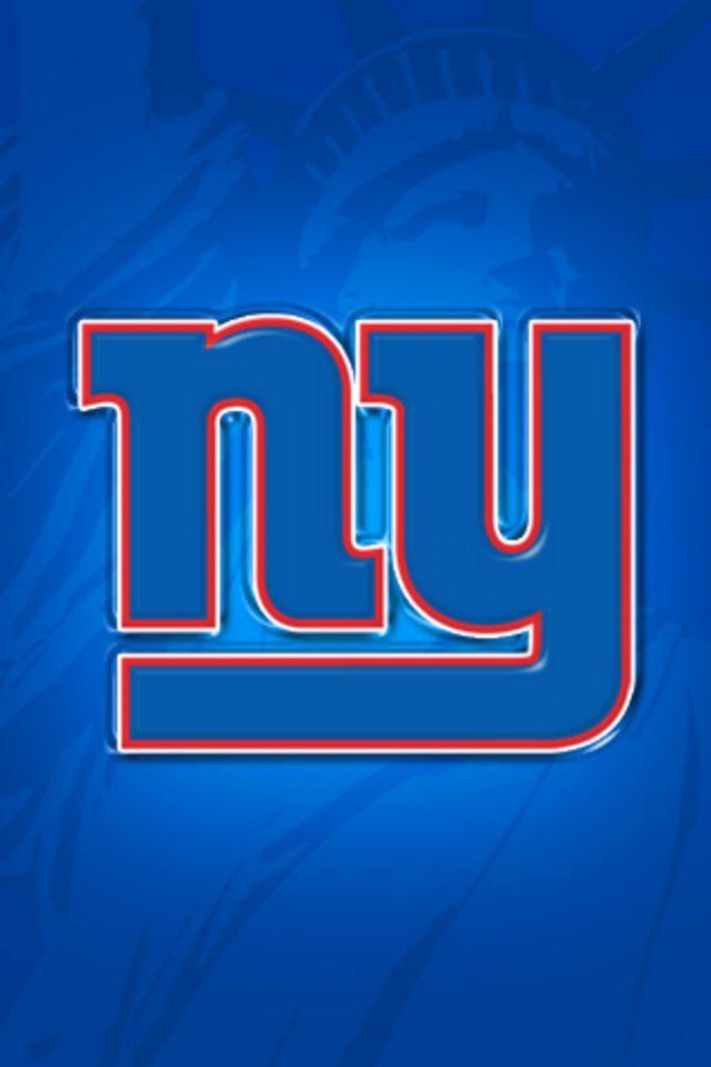 New York Giants Iphone Wallpaper Hd New York Giants Logo Ny Giants Nfl New York Giants