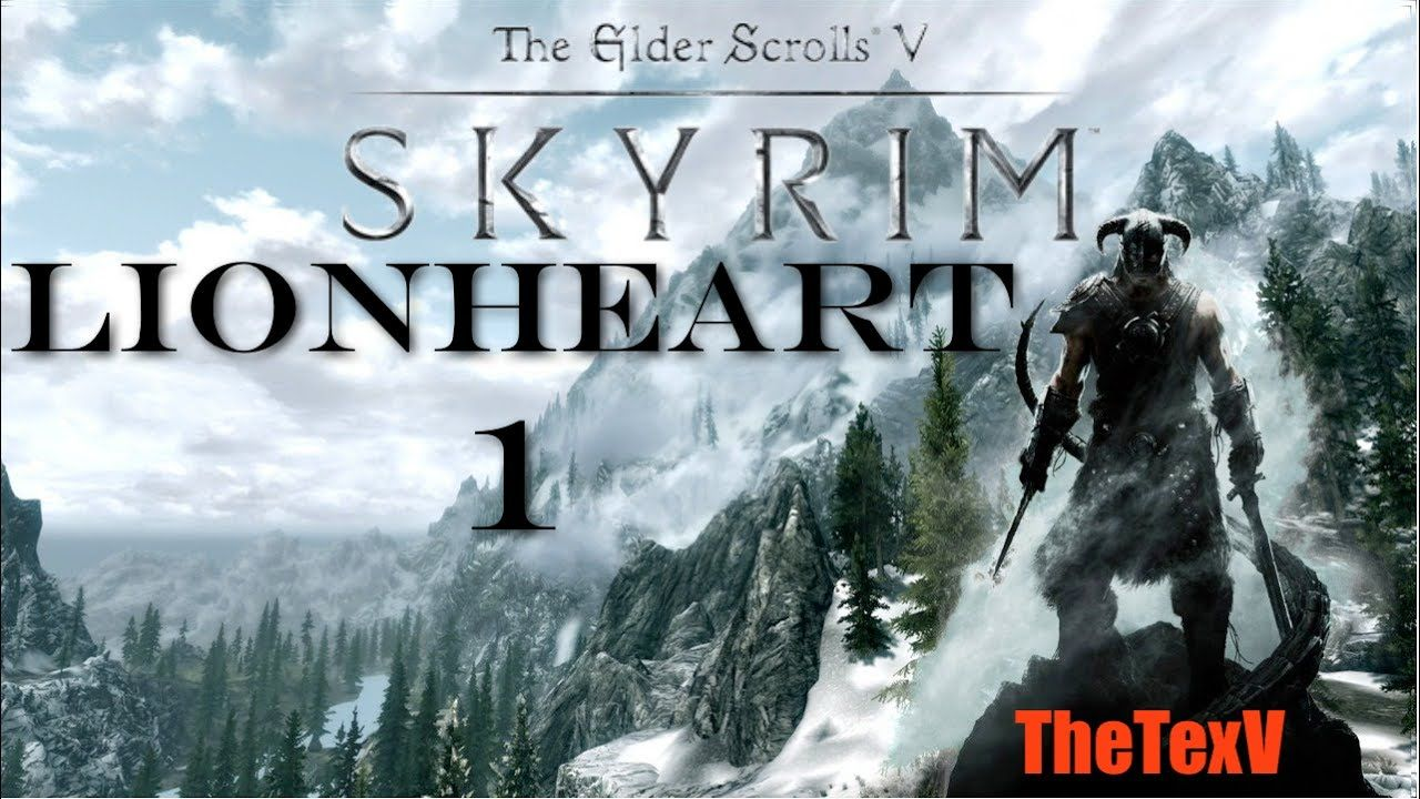 TheTexV is Back 2017! #games #Skyrim #elderscrolls #BE3 #gaming #videogames #Concours #NGC