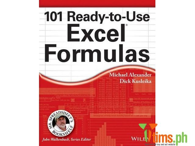 101 Ready-to-Use Excel Formulas Read more at   wwwtimsph - sales spreadsheet