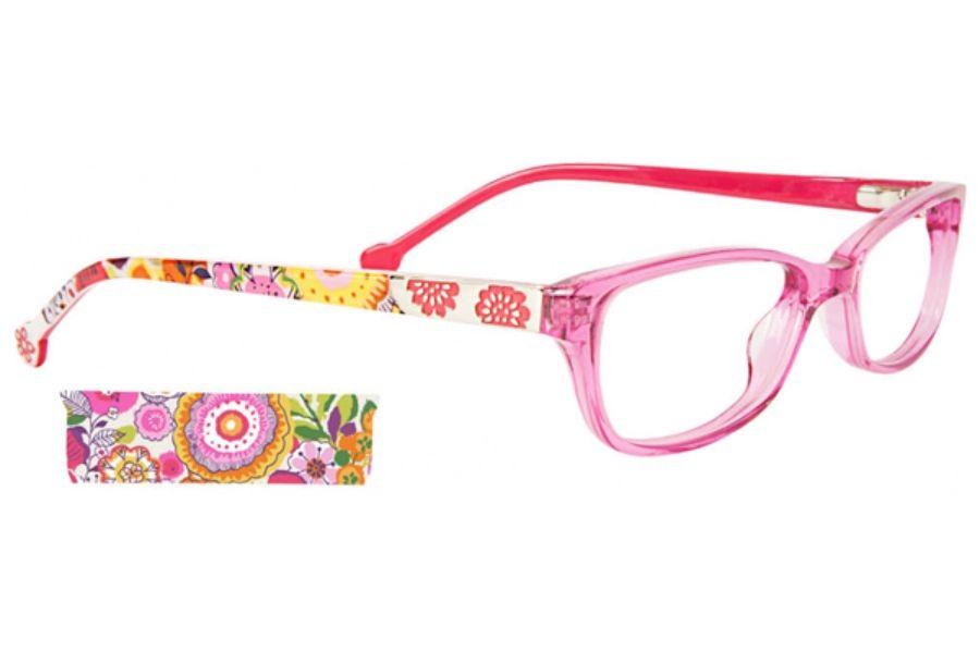 Vera Bradley Kids VB Ada Eyeglasses | Gertie Green | Pinterest ...