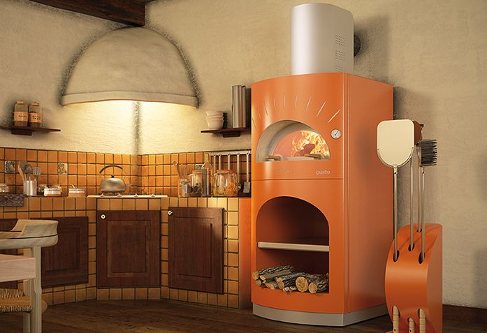 indoor home pizza oven - Google Search | NYC pizza furniture ...