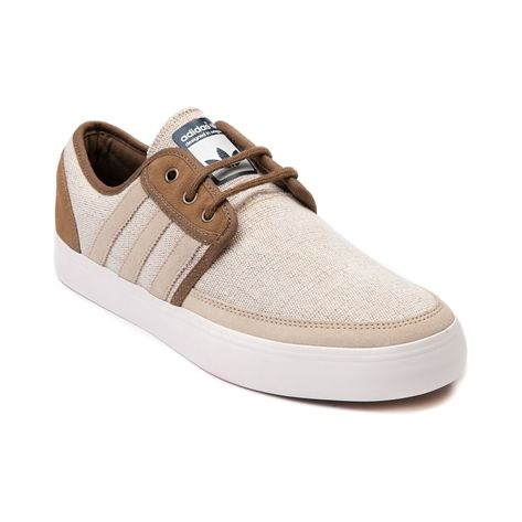 19193761b8dee9 Shop for Mens adidas Seeley Summer Athletic Shoe in Tan Brown at Journeys  Shoes. Shop