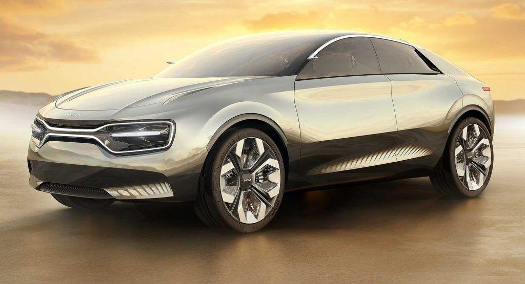 Kia Working On High Performance Ev With Rimac Electric Car