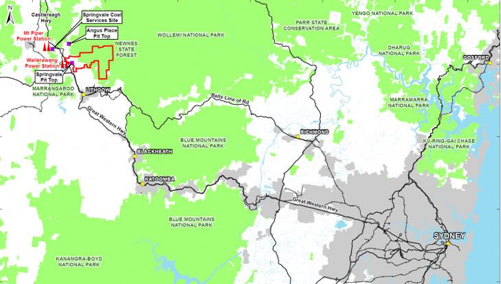 Blue Mountains coal mine licence to permit highly saline discharges