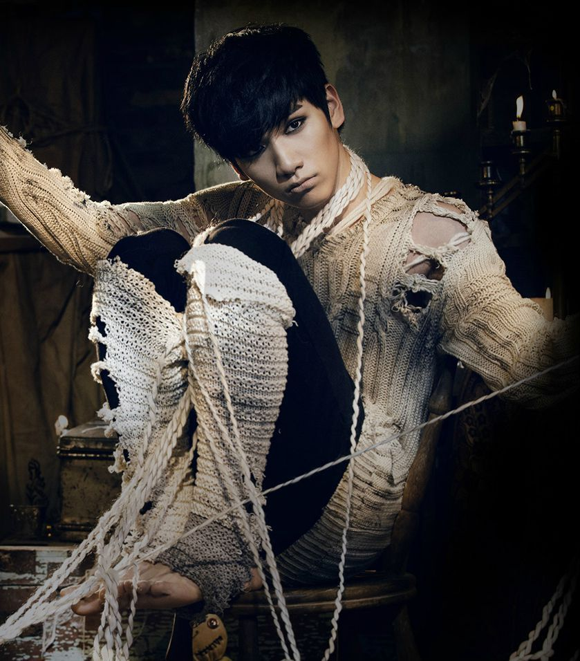 VIXX - VOODOO DOLL Profile Han Sang Hyuk | Leo