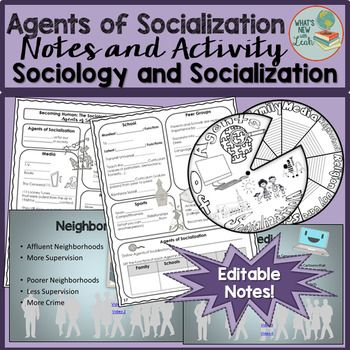 what are agents of socialization in sociology