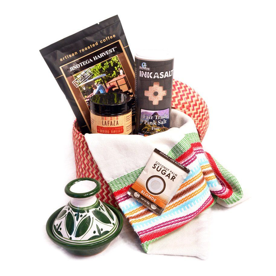 Fair Trade Products For The Kitchen Artisan gift box