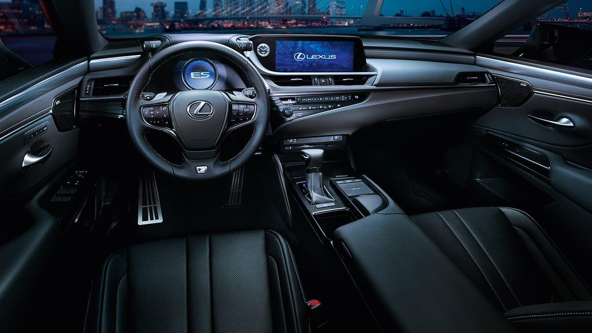 2020 Lexus Es 350 F Sport Interior In 2020 Lexus Es Lexus Lexus 350