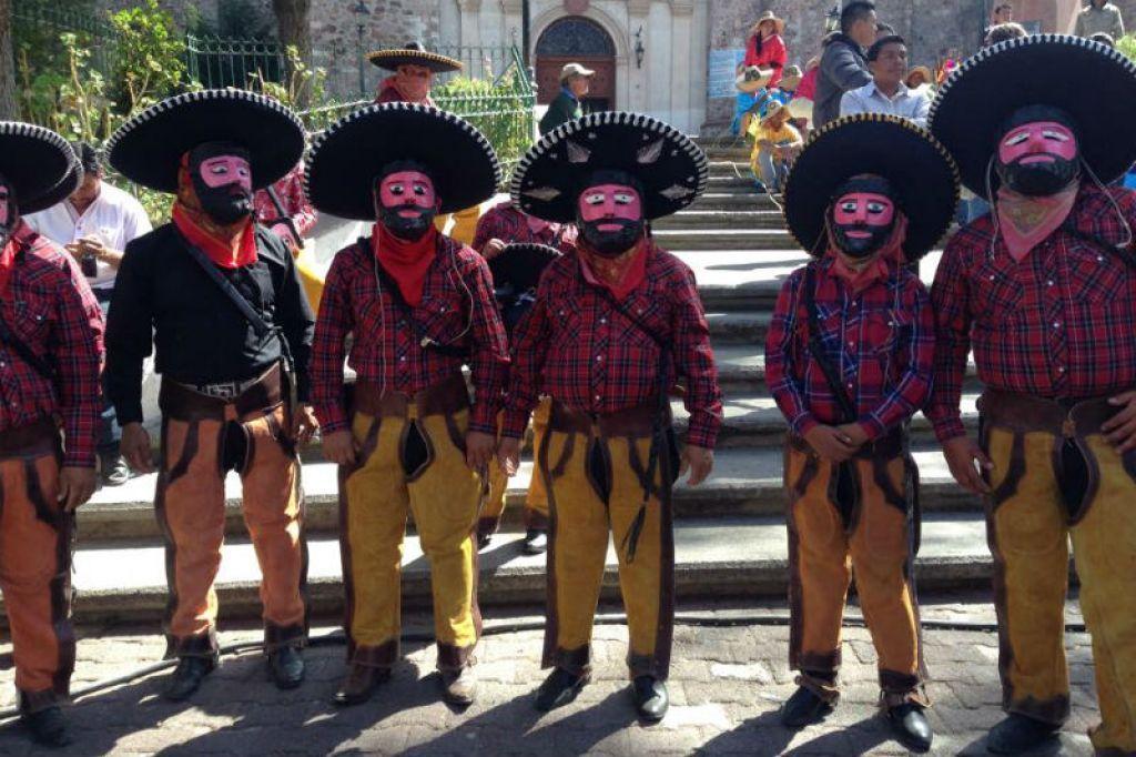 Carnavales en Hidalgo