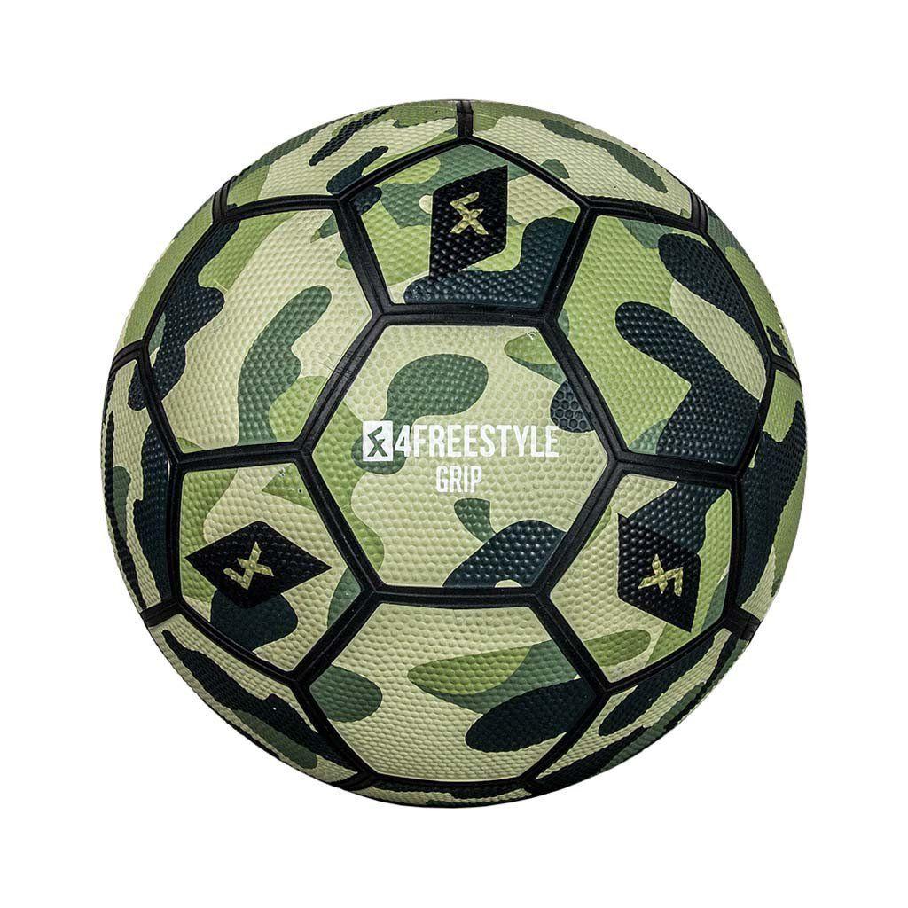 4Freestyle Grip Camouflage ballon de soccer   soccer