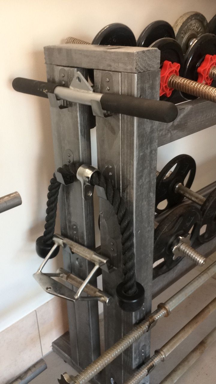 Lat pull bars and attachments home gym design ideas home gym