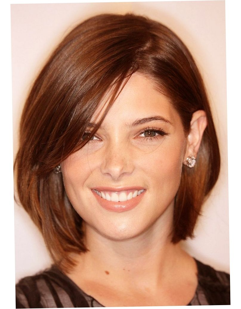 15 Photo Long Hairstyle For 50 Year Old Woman Round Face Haircuts Short Hair Styles For Round Faces Medium Hair Styles