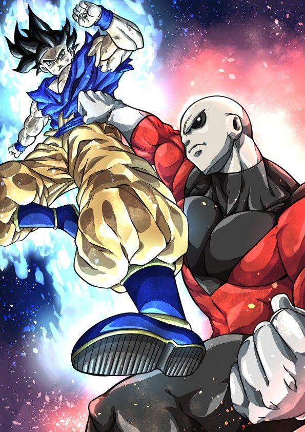 Dragon Ball Shikishi Art Part.7 No.1 Jiren Japan F//S