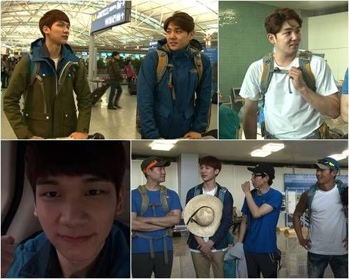 Super Junior S Kangin And Vixx S Hyuk Take On Laws Of The Jungle Super Junior Law Of The Jungle Vixx