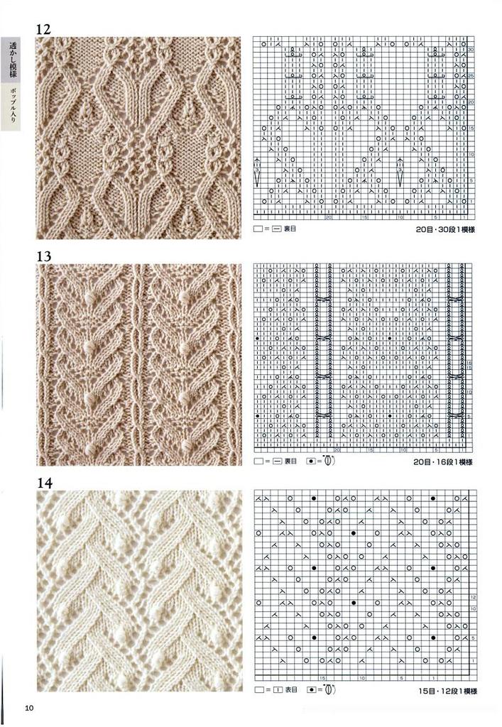 ????????? LiveInternet ?????: Knitting Pattern Book 260 by ...