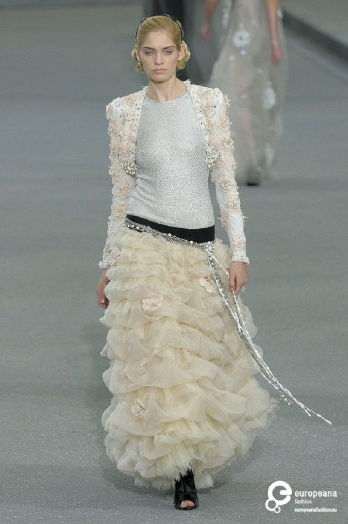 Chanel Couture - spring summer 2009