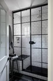 Black Shoji Crittall Style Shower Screen Google Search Black Shower Doors Small Bathroom Remodel Glass Shower Doors