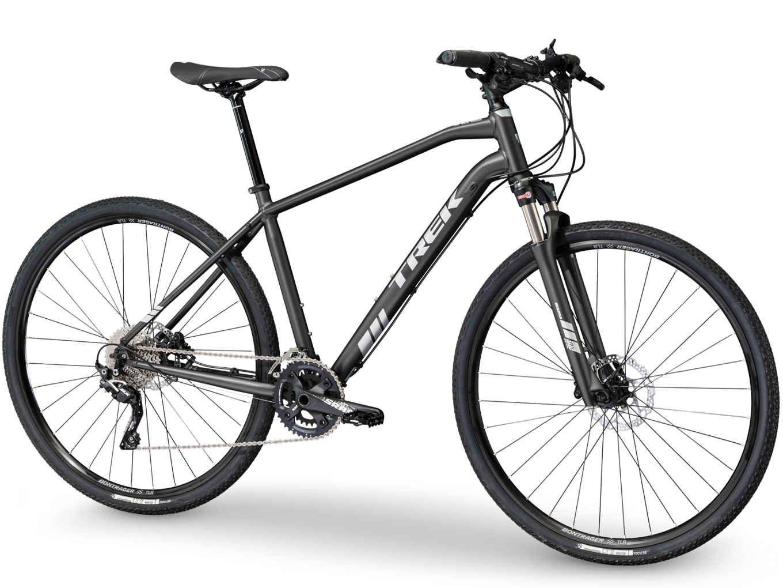 Trek Dual Sport 2 Womens Hybrid Bike 2019 Dnister Black