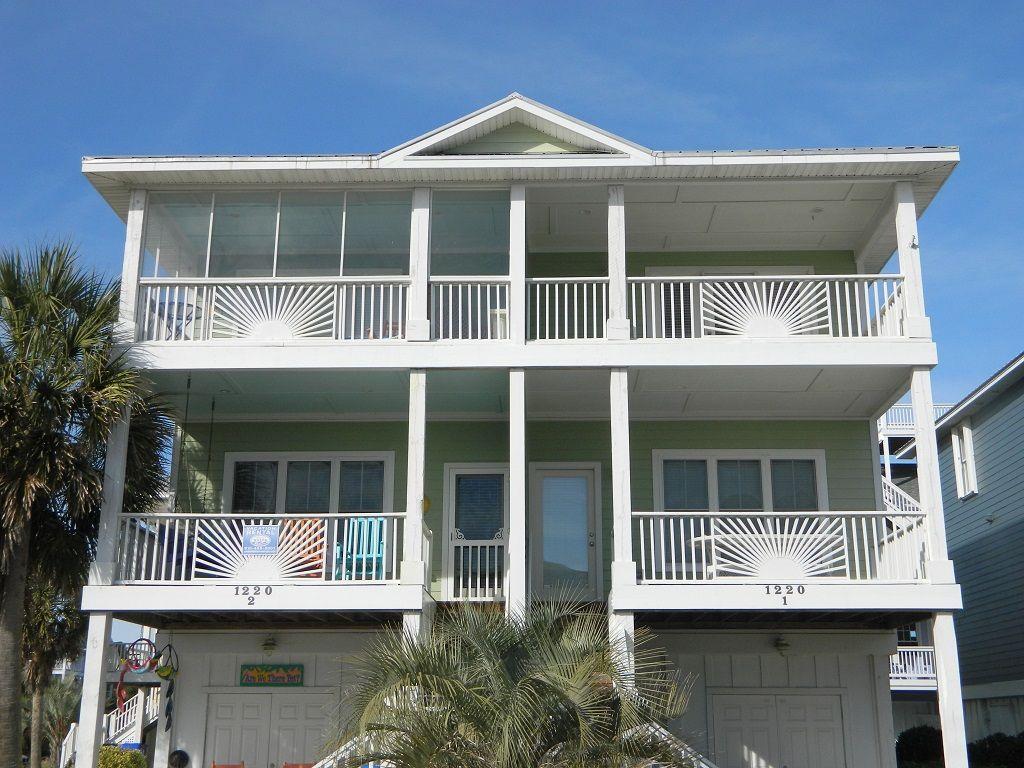 Carolina beach vacation rental vrbo 514906 4 br