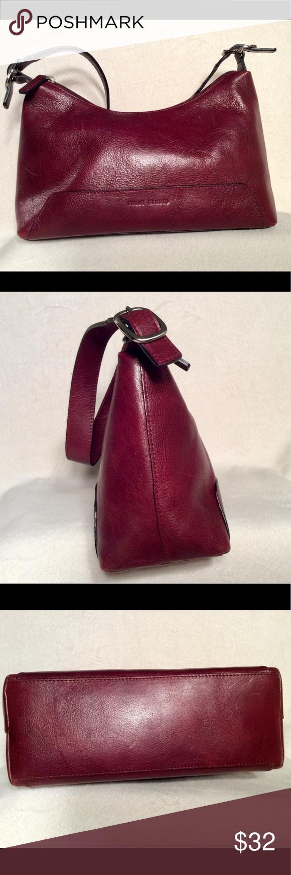WILSON'S LEATHER PELLE STUDIO Leather shoulder bag EUC