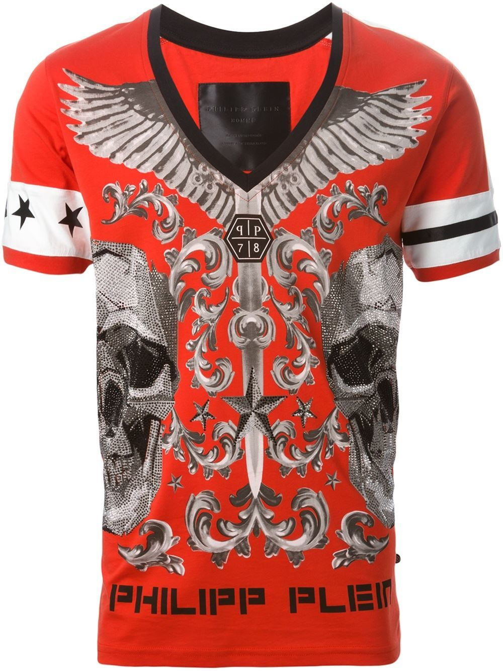 76ab78b35bc Philipp Plein 'don't Get Comfy' T-shirt - First Boutique - Farfetch.com