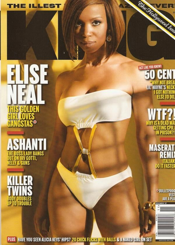 Discussion Nude black king mag share your