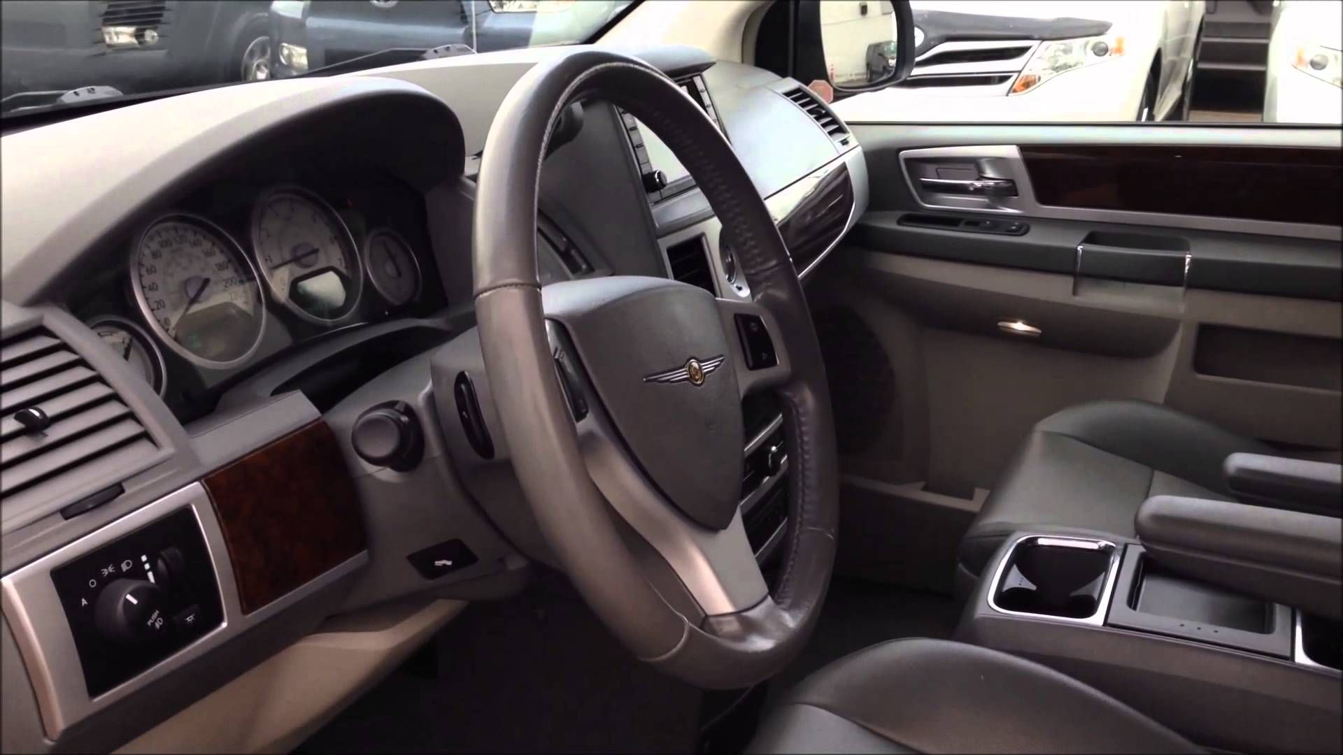 Used 2010 Chrysler Town Country Touring Here At Kingsway Toyota