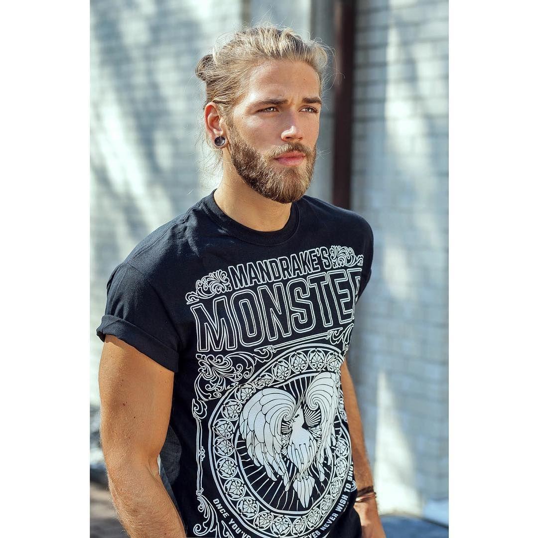 Best Big Blond Beard By Ben  tuxidosuits u menus style