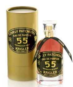 Krigler Lovely Patchouli 55 - worn by Jackie O - a perfect