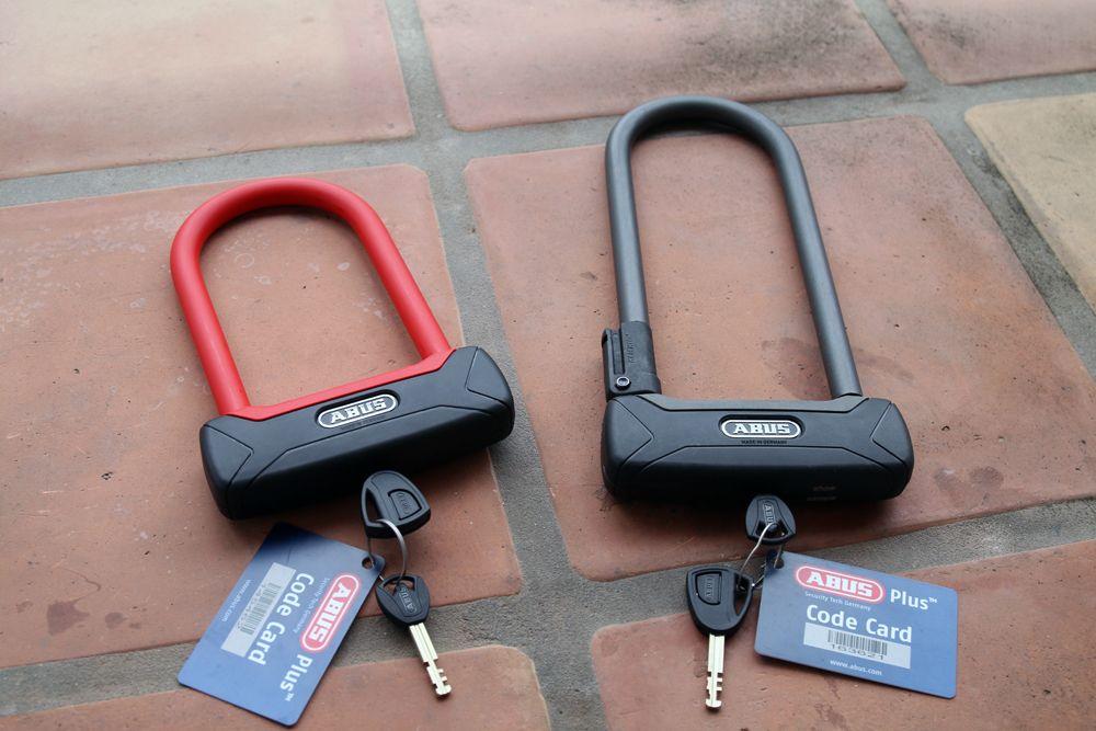Abus Crushes Lightweight U Locks With New Granit 640 Plus Eyes U S Commuter Bike Helmet Market Commuter Bike Bike Rumor Bike