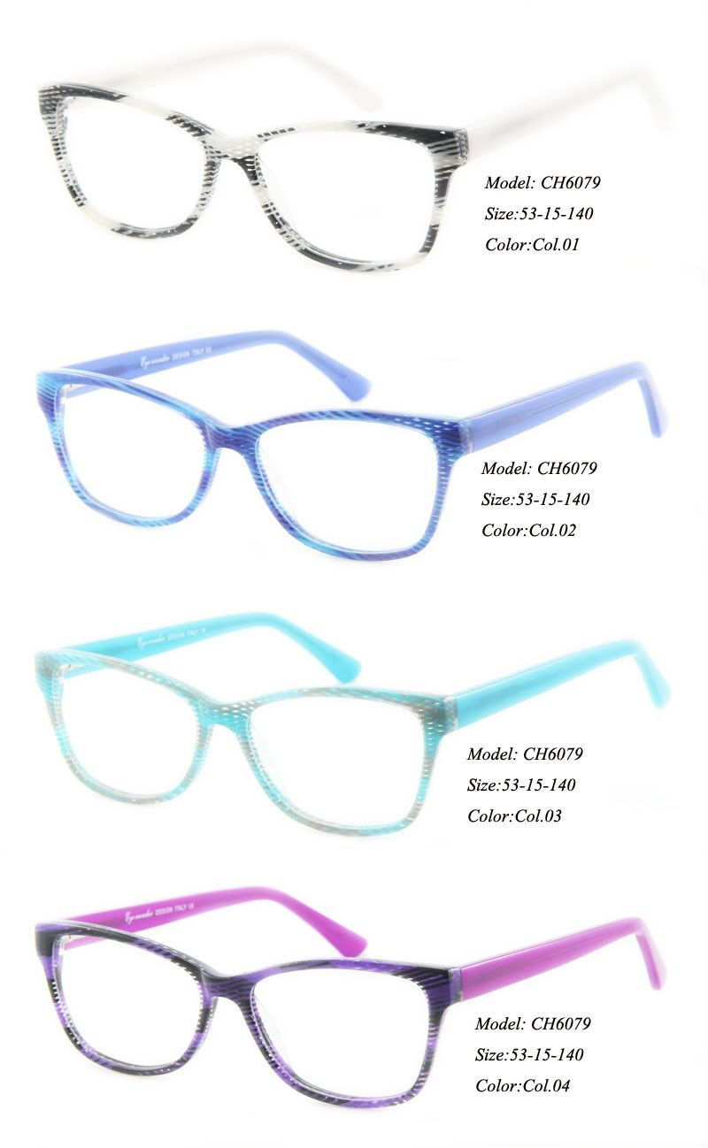 Wholesale Eye Wonder Women Fashion Glasses Frames Acetate French ...