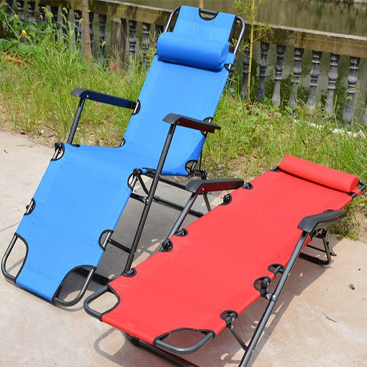 Pleasant Folding Reclining Outdoor Leisure Chair Cheap Beach And Dailytribune Chair Design For Home Dailytribuneorg