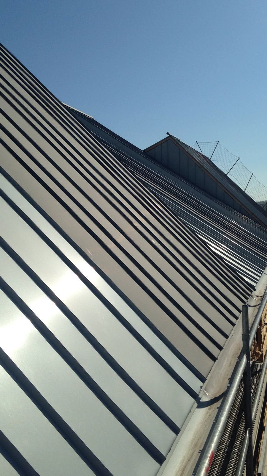 Elzinc Crystal With Elzinc Slate Zinc Roof Crystals Slate