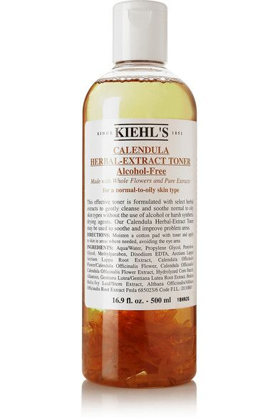 Kiehl's Since 1851 - Calendula Herbal-extract Alcohol-free Toner, 500ml - one size