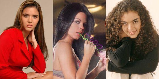 Actrices venezolanas: ROxana Chacón, Yorgelis y Tyanni - El Club de los Tigritos