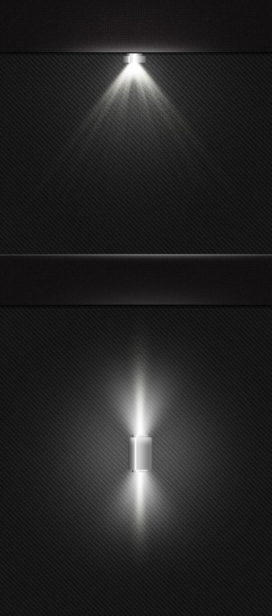 how to make a light beam in photoshop
