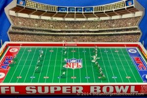 17 Ranked Electric Football Of All Time The 1977 J C Penney Tudor Nfl Super Bowl No 660