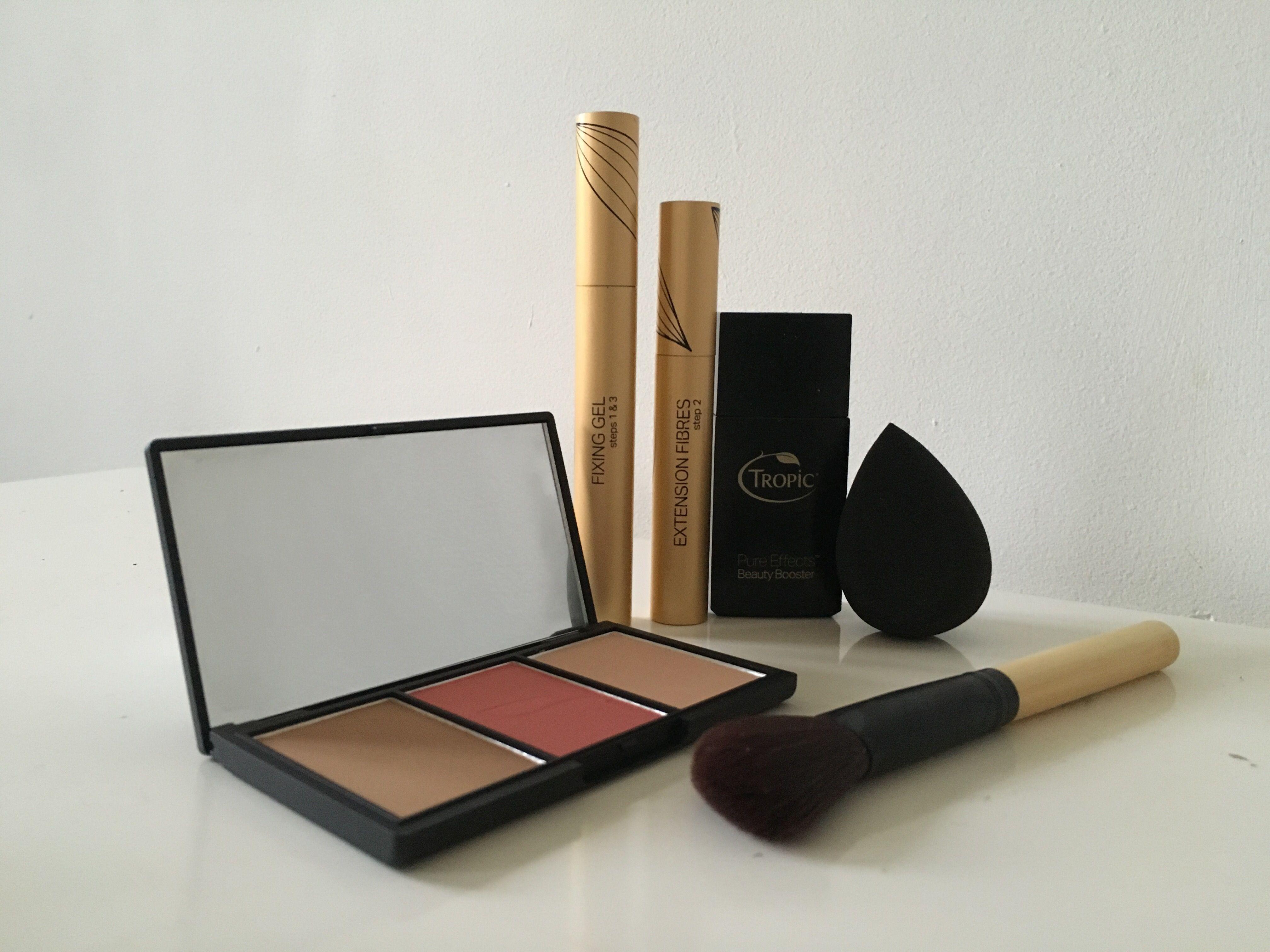Vegan and cruelty free makeup review Tropic Skincare